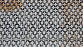 Vecchio fondo della maglia metallica Immagine Stock Libera da Diritti