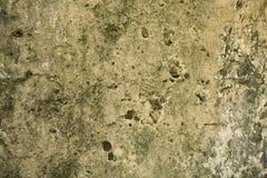 Vecchio fondo della parete di pietra Immagini Stock