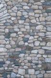 Vecchio fondo della parete di pietra Immagini Stock Libere da Diritti