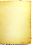 Vecchio fondo di carta Fotografie Stock