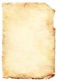 Vecchio fondo di carta Fotografie Stock Libere da Diritti