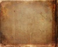 Vecchio fondo di carta di lerciume Fotografie Stock Libere da Diritti