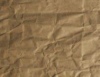 vecchio fondo di carta di struttura con le crepe e le ammaccature fotografia stock libera da diritti