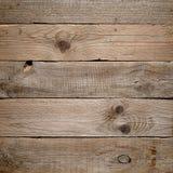 Vecchio fondo di legno del granaio Fotografie Stock