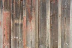 Vecchio fondo di legno del granaio Fotografia Stock Libera da Diritti