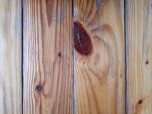 Vecchio fondo di legno del primo piano di struttura della plancia Fotografia Stock