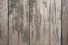 Vecchio fondo di legno del recinto Immagini Stock Libere da Diritti