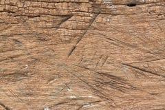 Vecchio fondo di legno dell'estratto di struttura Fotografia Stock Libera da Diritti