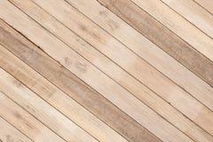 vecchio fondo di legno della parete della plancia, vecchio fondo irregolare di legno del modello di struttura fotografie stock libere da diritti
