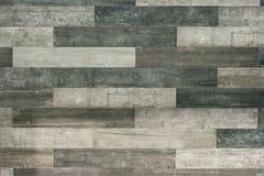 Vecchio fondo di legno di struttura della plancia Immagini Stock Libere da Diritti