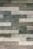 Vecchio fondo di legno di struttura della plancia Fotografie Stock