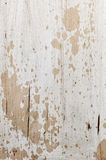 Vecchio fondo di legno dipinto fotografie stock