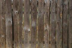 Vecchio fondo di legno, fine su Immagine Stock Libera da Diritti