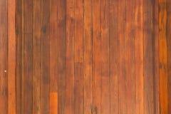 Vecchio fondo di legno marrone 1 Fotografia Stock