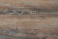 Vecchio fondo di legno rustico marrone, superficie di legno con lo spazio della copia Bordo, struttura immagine stock