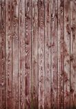 Vecchio fondo di legno di struttura del recinto fotografia stock