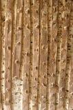 Vecchio fondo di legno strutturato Fotografie Stock