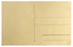 Vecchio fondo di lerciume della cartolina Immagine Stock Libera da Diritti