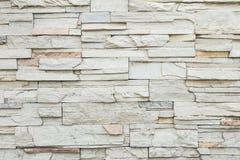 Vecchio fondo di pietra di struttura del muro di mattoni del primo piano fotografia stock