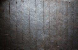 Vecchio fondo forgiato del metallo Fotografia Stock Libera da Diritti