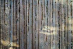 Vecchio fondo graffiato del bordo di legno Fotografie Stock Libere da Diritti