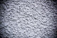 Vecchio fondo grigio della parete del cemento del primo piano Immagini Stock Libere da Diritti