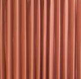 Vecchio fondo rosso della tenda Immagine Stock Libera da Diritti