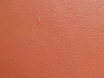 Vecchio fondo rosso di struttura del cemento della parete Fotografia Stock Libera da Diritti