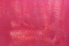 Vecchio fondo rosso sporco Immagini Stock