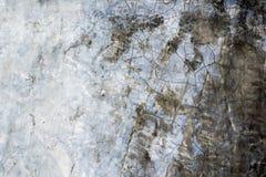 Vecchio fondo scuro e bianco Fotografia Stock