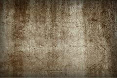 Vecchio fondo sporco della parete di lerciume Immagini Stock