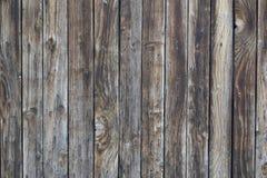 Vecchio fondo strutturato di legno di Brown fotografie stock libere da diritti