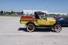 Vecchio Ford Fotografia Stock