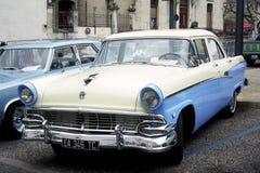 Vecchio Ford 1950 esposto Fotografia Stock Libera da Diritti
