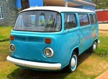 Vecchio furgone Fotografia Stock