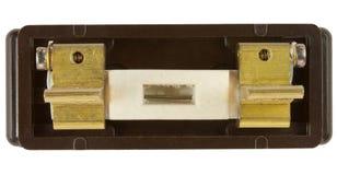 Vecchio fusibile 30 amp Immagini Stock Libere da Diritti