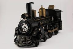 Vecchio giocattolo del treno fotografia stock libera da diritti
