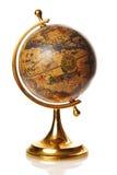 Vecchio globo immagine stock