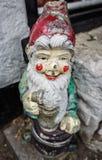 Vecchio Gnome Immagini Stock Libere da Diritti