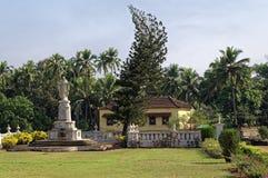 Vecchio Goa Fotografia Stock