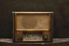 Vecchio grammofono Immagine Stock