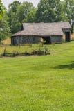Vecchio granaio dei Amish fotografia stock libera da diritti