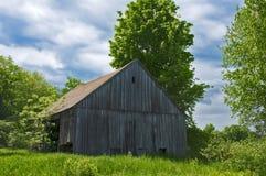 Vecchio granaio di New Hampshire Fotografia Stock