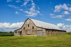 Vecchio granaio, Kentucky occidentale Fotografia Stock Libera da Diritti