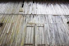 Vecchio granaio sulla campagna del Brasile Fotografie Stock