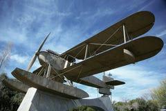 Vecchio hydroplane Fotografia Stock Libera da Diritti