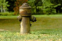 Vecchio idrante Immagine Stock