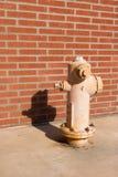 Vecchio idrante antincendio Immagini Stock