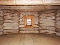 vecchio interno Fotografie Stock