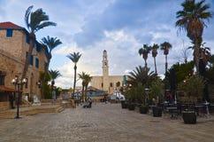 Vecchio Jaffa Fotografie Stock